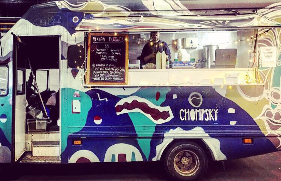 Glasgow-based Chompsky Food