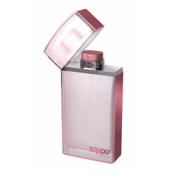 The rather unattractive smell of lighter fluid was hard to disassociate with Zippo branded perfume.