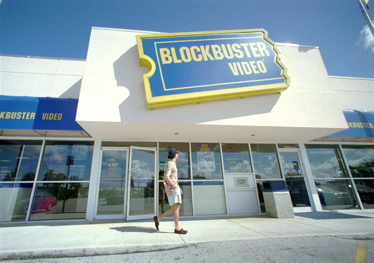 Blockbuster is seen as the most high profile casualty of the digital age.