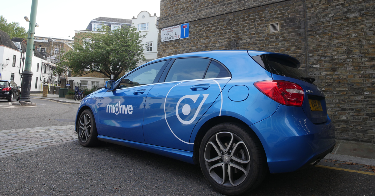 Scott helped to raise $4.8 million for driver learner app, miDrive