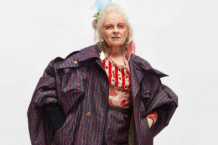 Dame Vivienne Westwood was a primary school teacher before making her name in fashion.