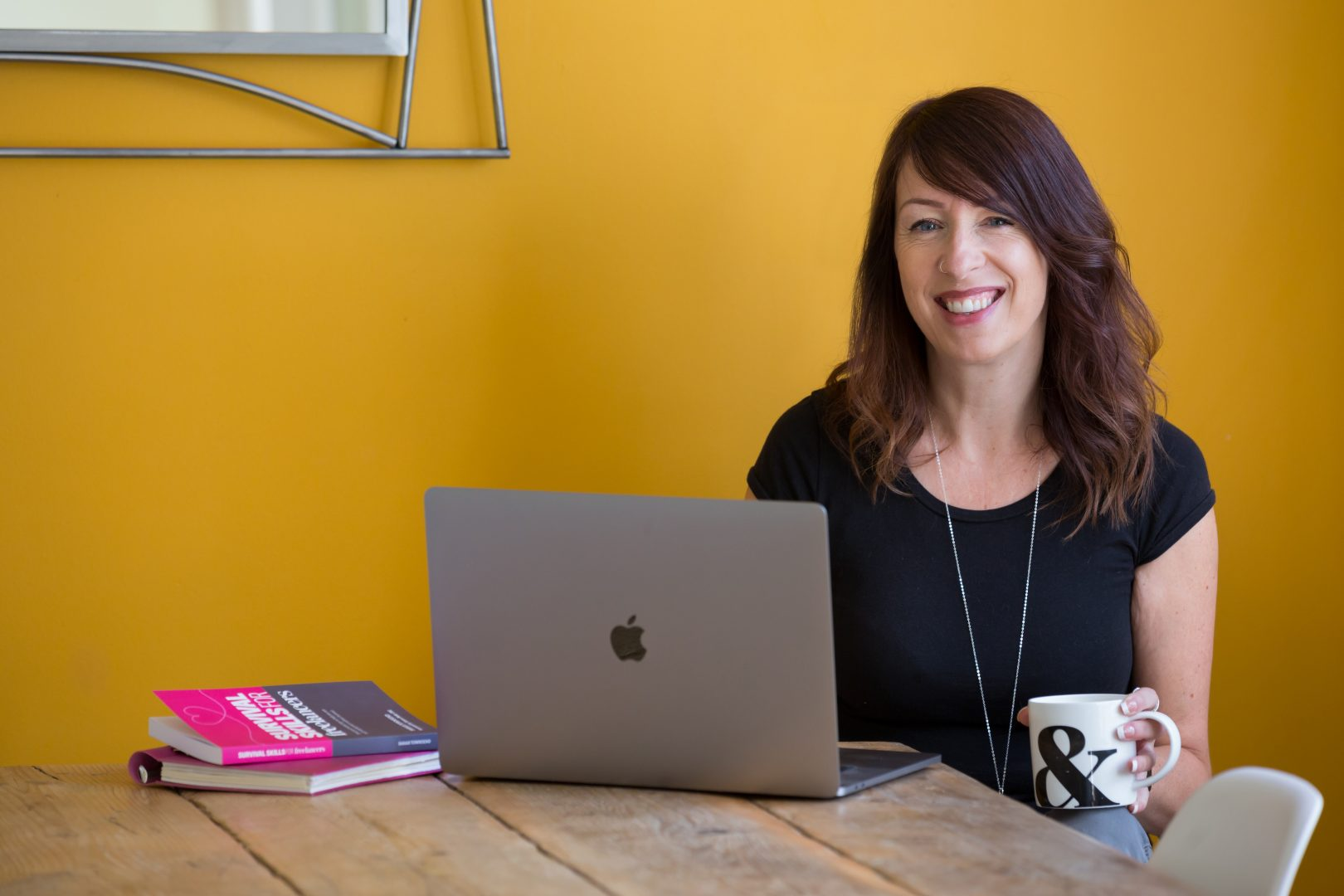 Sarah Townsend profile photo at desk